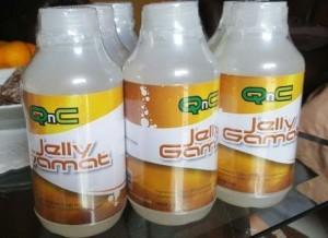Obat Herbal Miom QNC Jelly Gamat